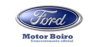 Ford Boiro, concesionario oficial